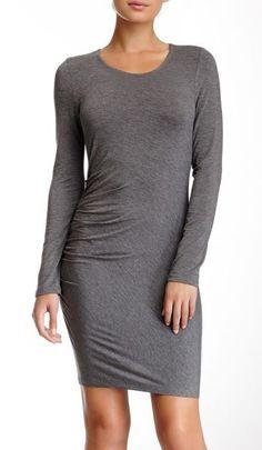 Ro & De Ruched Dress