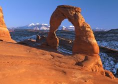 Arches National Park: Delicate Arch, Photo Credit: Moab Area Travel Council  www.thetouroperator.com