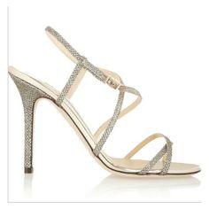 Women's Concise Elegant High-Heeled Sandals