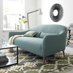 Pennie Sofa in New Furniture | Crate and Barrel