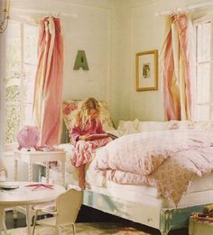 30+ Cute Designs for Little Girls Rooms
