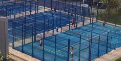 Monviso Sporting Club ya cuenta con dos pista de pádel Manzasport! #padelinternacional #tupistadepadel #manzasportporelmundo
