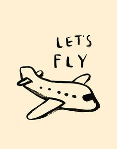 Let's fly!
