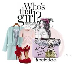 """Sheinside I/6"" by doris-popovic ❤ liked on Polyvore featuring izak"