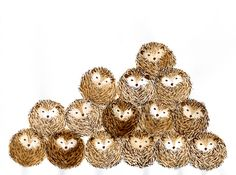 Elise Towle Snow, Heap of Hedgehogs
