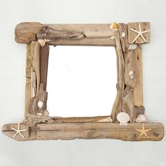 driftwood mirrors - Google Search