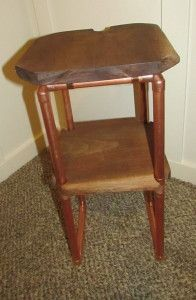 Rustic-Industrial Table #DIY