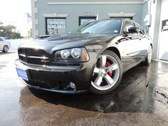 2007 Dodge Charger SRT8 Click to find out more - http://newmusclecars.org/2007-dodge-charger-srt8-2/