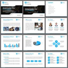 Create A Visually Stunning Powerpoint Template For Industrial