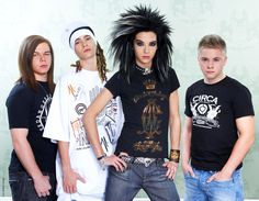 tokio hotel   Tokio Hotel: abril 2010