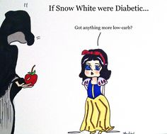 Sunday Funnies: Diabetes Fairy Tales