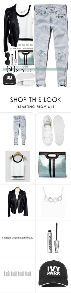 """""""~60 Second Style: Inspired by Drake~"""" by amethyst0818 ❤ liked on Polyvore featuring Abercrombie & Fitch, ASOS, Alexander McQueen, Bare Escentuals, Maison Margiela, Ivy Park, DRAKE, views, 60secondstyle and vipme"""