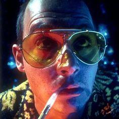 826ecd7128a Johnny Depp in Hunter S. Thompson s Fear and Loathing in Las Vegas.