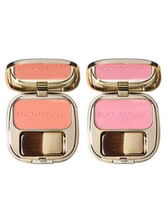 Super pretty blush. Dolce & Gabbana $44  love the color pay off and the soft finish
