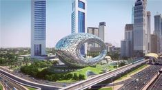 3ders.org - 3D printing to be used to construct Dubai's Museum of the Future | 3D Printer News & 3D Printing News