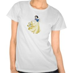 Snow White Disney Tee Shirt  #snowwhite