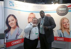 Bo is having the time of his life at Obesity Week 2013 (#OW2013)! He got to meet Barrett Brooks, the Former Offensive Tackle for the Pittsburgh Steelers. Not only did he get to meet him, he got to wear his super bowl ring! Barrett is a part of really amazing initiatives in the weight loss surgery and health world and ObesityHelp was really honored to have him stop by our booth.