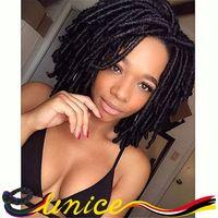 Astonishing Dreads Black Women And Havana Twists On Pinterest Short Hairstyles Gunalazisus