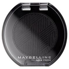 Maybelline Color Show Mono Eyeshadow 22 Black Out