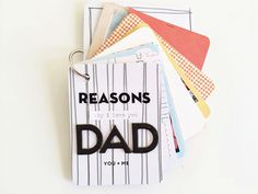 Blog: 3 Fun Father's Day Gift Ideas from Jamie, Tracy, and Dana - Scrapbooking Kits, Paper & Supplies, Ideas & More at StudioCalico.com!