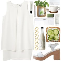 """""""DAY WEAR - CLASSY GAL"""" by pretty-basic on Polyvore"""