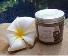 ♥ Aga w krainie czarów...: Organique, Cukrowy Peeling do Ciała - Kawa