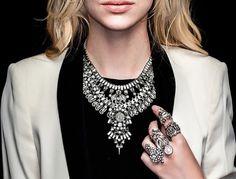 Statement necklace Exalia Jewels