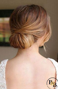 39 Chic Wedding Hair Updos for Elegant Brides - Strona 5 z 5