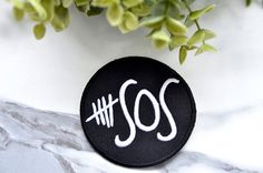 5 SECONDS OF SUMMER Music Iron on Patch Band by RetroMusicPatches