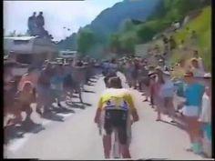 Alpe D'Huez record...Marco TDF 1997... (45 minutes long)...