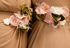 Lovebird Productions: Wedding Videography + Lovely Blog: Soft Pink and Beige Fall Wedding