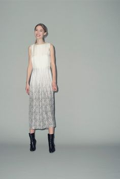 Band of Outsiders Pre-Fall 2014 Fashion Show Collection
