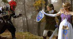 Legend Of Zelda - Four Swords by ShamanRenji on DeviantArt