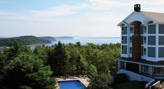 Bluenose Inn - Bar Harbor Hotel Bar Harbor This Mount Desert Island property, offering panoramic views of Frenchman Bay, is within a 10-minute drive of Acadia National Park. It features a spa, heated indoor and outdoor pools and free Wi-Fi.