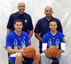 Exclusive: Warriors Stephen Curry, Klay Thompson sit down with NBA dads - San Jose Mercury News