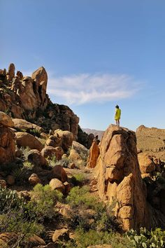 Grapevine Hills Trail is a 2.2 mile easy hike that takes you to a group of boulders, most notably Balanced Rock. It was our favorite hike in the park. Looking for the coolest things to do in Big Bend National Park? This post is packed with the spots you can't miss and travel tips to help you make the most of your visit // Local Adventurer #texplorer #traveltexas #findyourpark #bigbend #localadventurer #bigbendnationalpark #texas Texas Travel, Travel Usa, Travel Tips, California Camping, Park Pictures, Best Hikes, Road Trip Usa, Travel Images, Cool Places To Visit