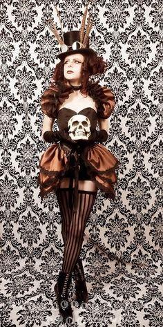 Burlesque Steampunk