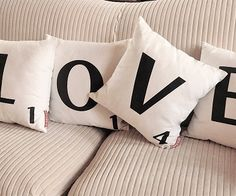 Scrabble Cushion Covers!!