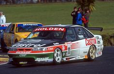 Perkins Motorsport - Larry Perkins - Phillip Island