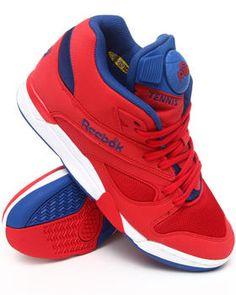 Court Victory Pump Sneakers by Reebok