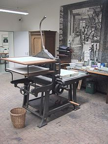 Lithography - Wikipedia, the free encyclopedia