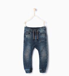 ZARA - KIDS - Plush jeans