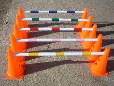 Dog Agility Cone Hurdles