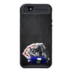 Poker Run Style iPhone 5 Case
