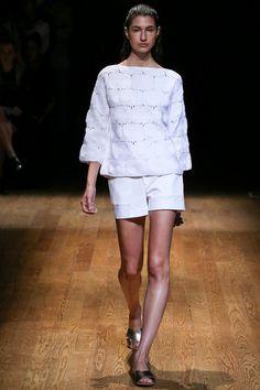 Josie Natori | Spring 2015 Ready-to-Wear Collection | Style.com