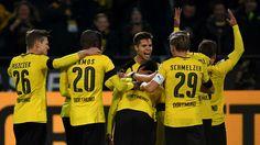 Borussia Dortmund ended Bayern Munich's unbeaten start to the league campaign with a 1-0 Bundesliga victory courtesy of Pierre-Emerick Aubameyang's first-half goal. Via goal.com #footballnews #footballplanetcom More on footballplanet.com