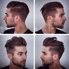 Stylish undercut