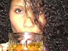 Herbal Tea for Hair Growth- Drink & Rinse Your Way to Longer, Thicker Natural Hair | Curly Nikki | Natural Hair Styles and Natural Hair Care...