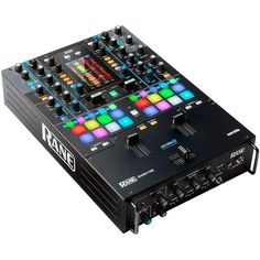 Two DJ's can perform simultaneously and handover effortlessly via the unit's dual-USB connections. Overview: RANE Legacy Rane US engineered superior, class-leading audio quality SNR USB to analog output). Mixer Dj, Music Mixer, Dj Pro, Usb, Dj Packages, Trust And Loyalty, Serato Dj, Recording Equipment, Dj Equipment