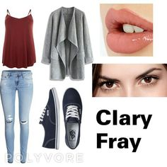 Clary Fray Outfit TMI